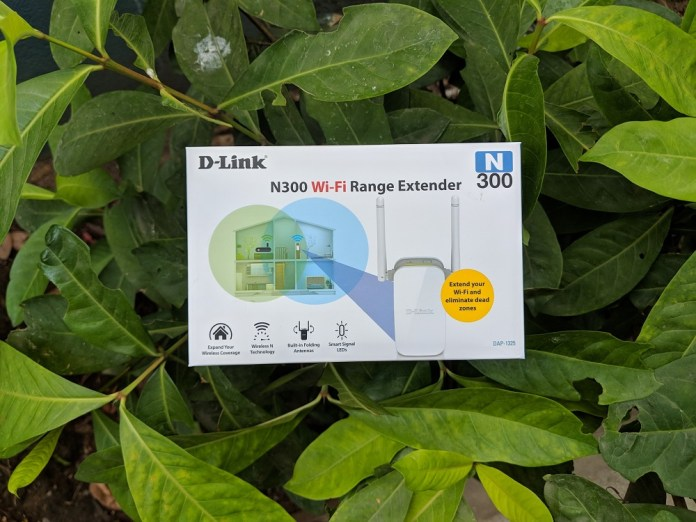 D-Link DAP-1325 Wi-Fi Range Extender