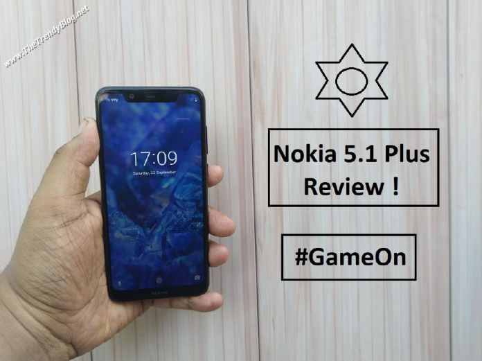 Nokia 5.1 Plus