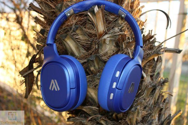 Altigo Active Noise Cancelling (ANC) Headphones