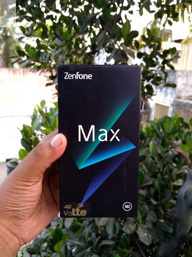 Asus Zenfone Max M2