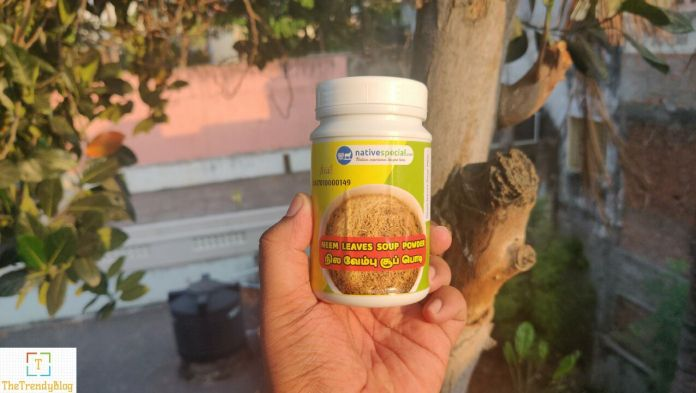 NativeSpecial Neem leaves soup powder- நில வேம்பு சூப் பொடி