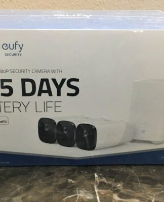 Eufycam 2 box