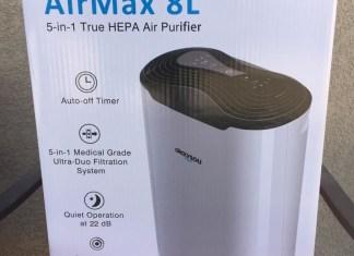 Okaysou airmax 8l
