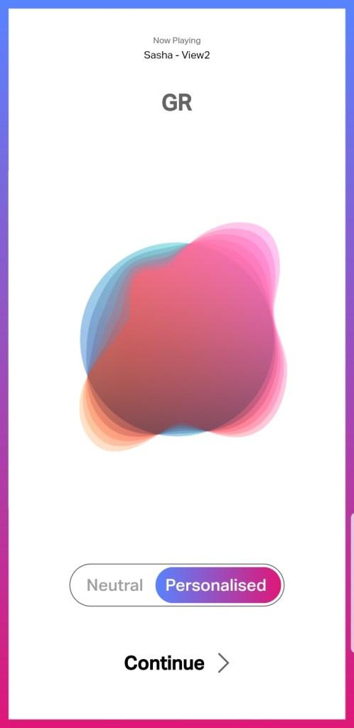 Nuraphone App