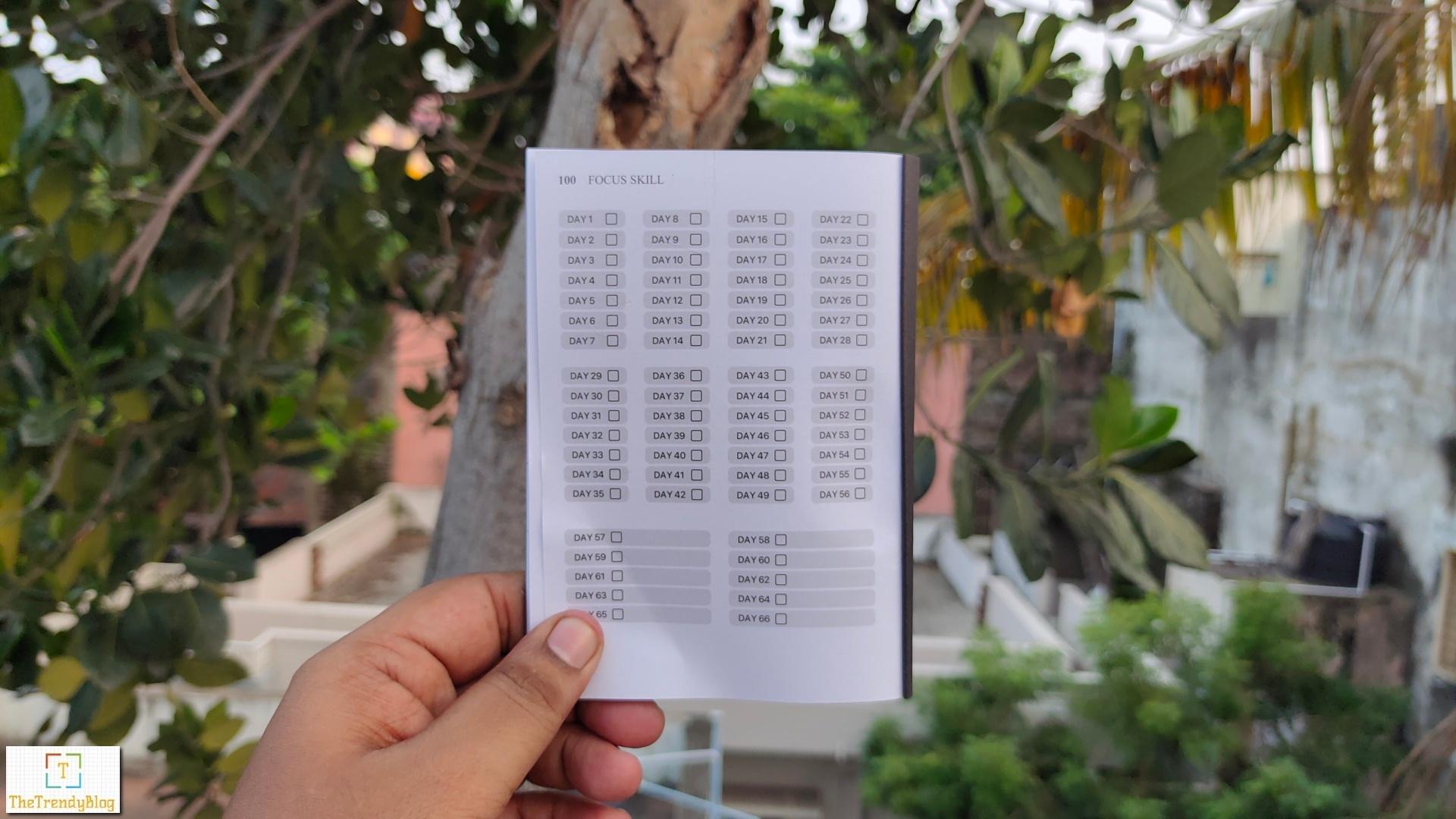 FOCI Wearable calendar