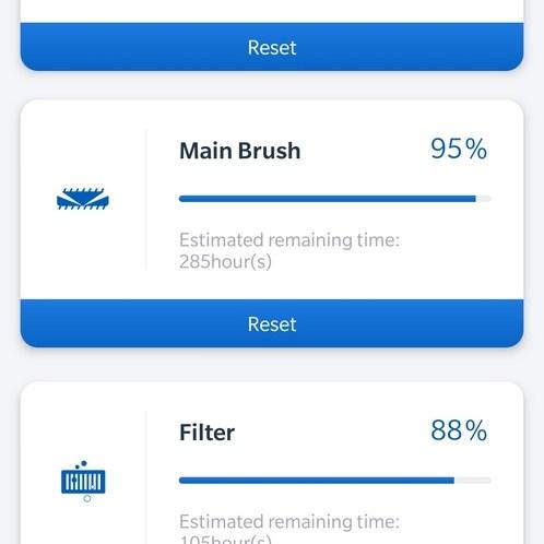 Brush Usage Stats
