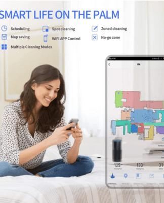 Moosoo R4 Smart Features