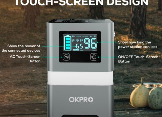okpro Power station