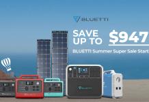 Bluetti Summer Sale