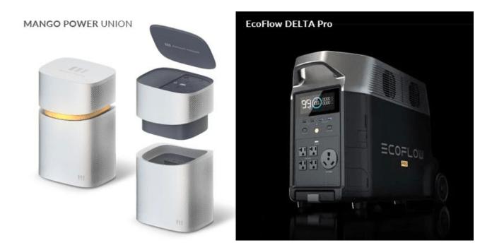 Mango Power Union Vs EcoFlow Delta Pro