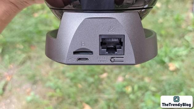 IMOU Rex 4MP Design