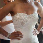 delectable wedding dress