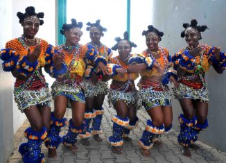 efik people Efik dancers at the 2013 Calabar Carnival