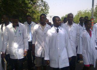 Biobelomoye Josiah, resident Doctors, NLC