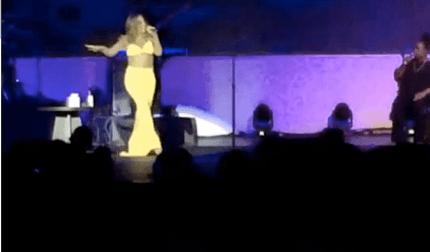 Mariah Carey Performs In Nigeria The Trent 5