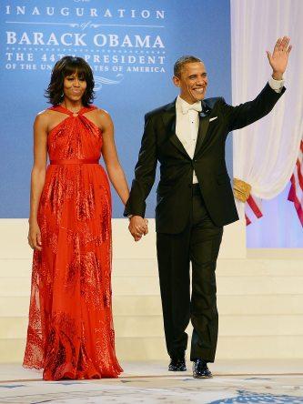Michelle Obama 2013 the Trent 237