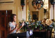 Michelle Obama 2013 the Trent 33