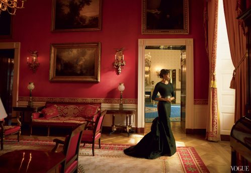 Michelle Obama 2013 the Trent 7