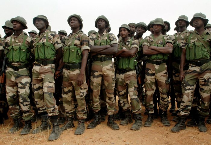 Dapchi schoolgirls abduction, military, withdrawal, Troops