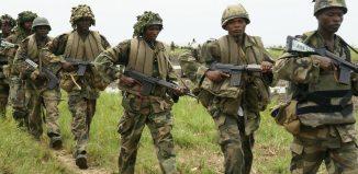 Nigerian Army Sokoto