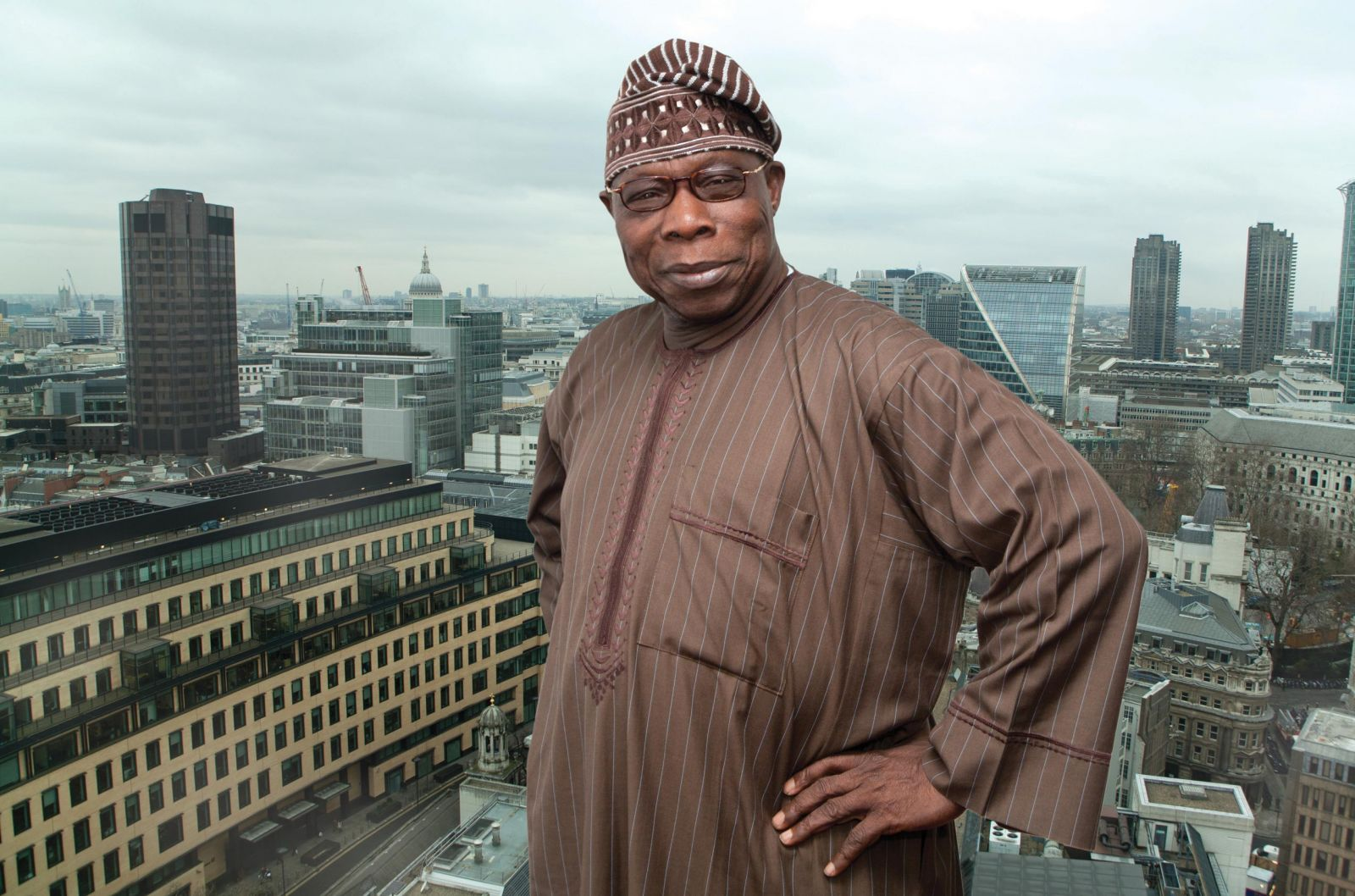 Obasanjo Book My Watch