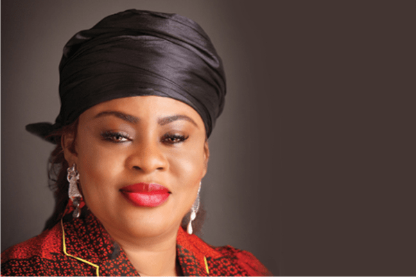 Former Nigerian Aviation Minister, Stella Oduah