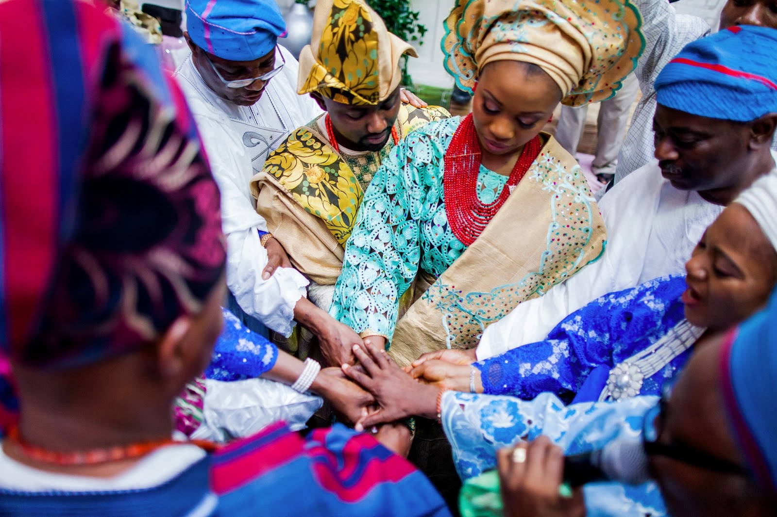 10 African Wedding Traditions We Love
