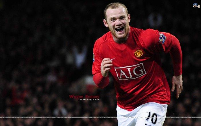 Wayne Rooney The Trent