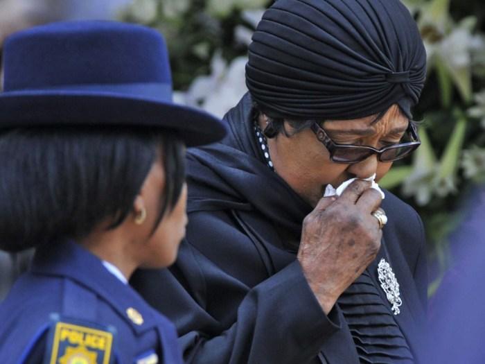 Winnie Mandela The Trent 234