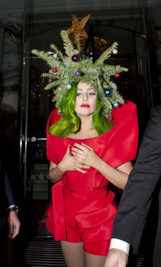 lady Gaga The Trent