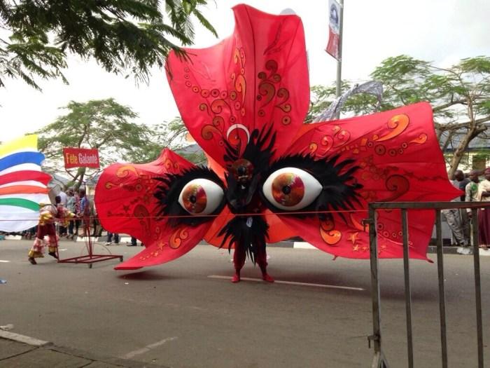 Onari Duke Calabar Carnival The Trent