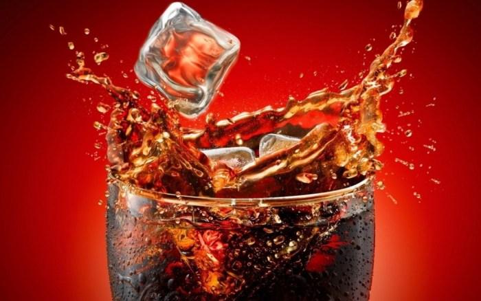 Coke on ICe The Trent