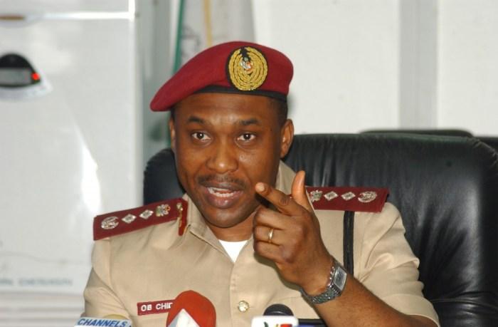Federal Road Safety Corps Boss, Osita Chidoka