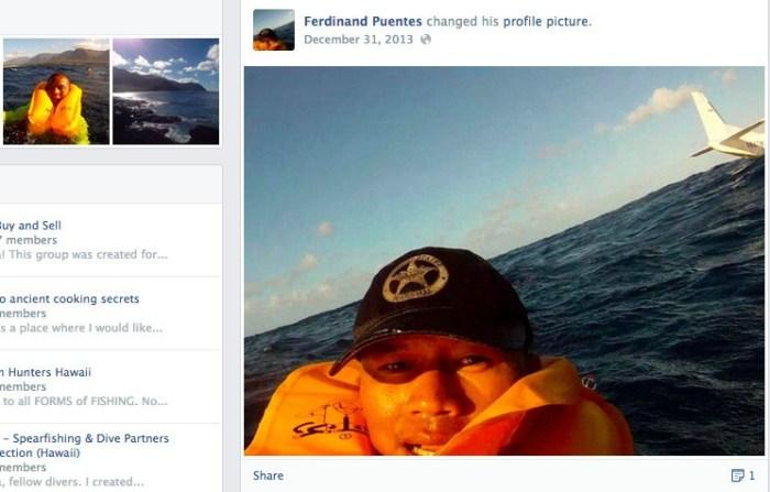 Ferdinand_Puentes Selfie The Trent