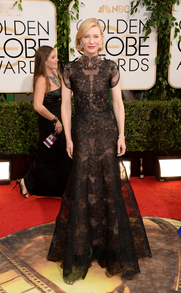 Golden Globes 2014 The Trent 13