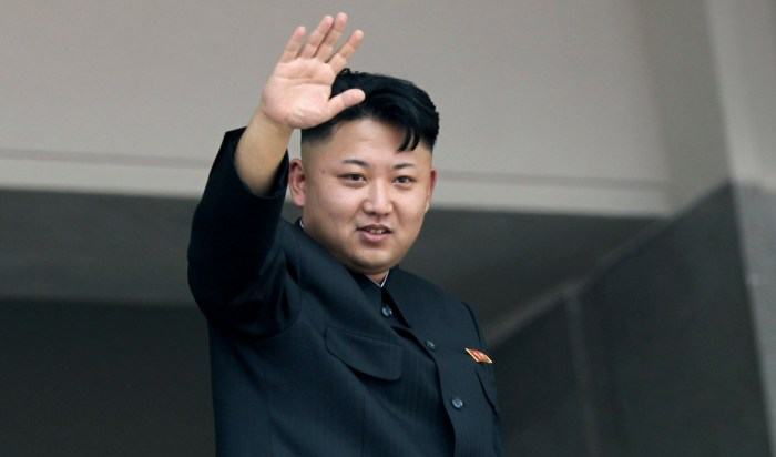 North Korean leader Kim Jong Un, North Korea