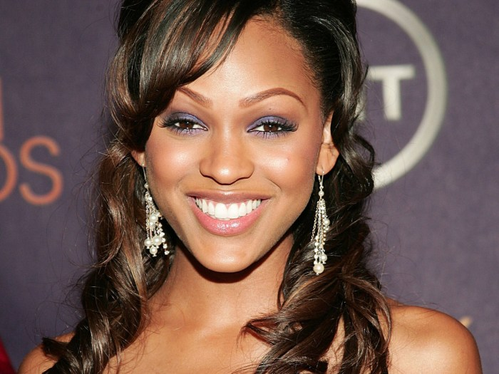 Meagan Good The Trent