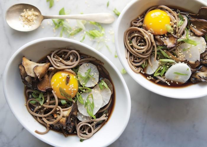 Soba Noodles The Trent