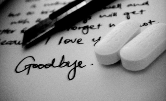 Suicide note mmm nigeria