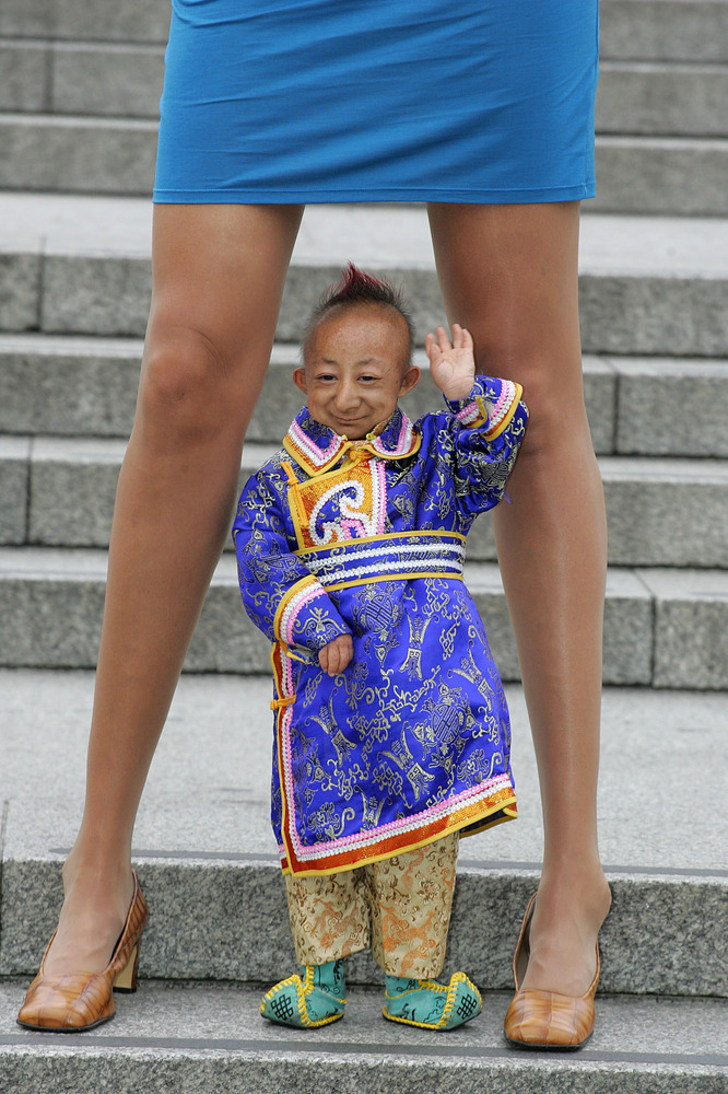 Meet The Woman With The Worlds Longest Legs Shes A -3600