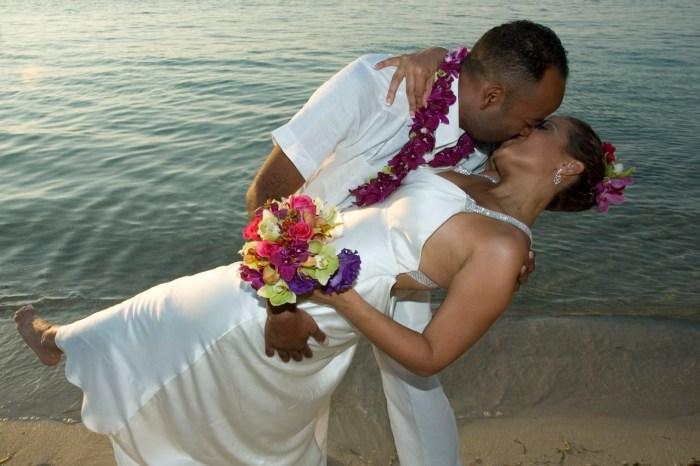 Wedding Kiss The Trent