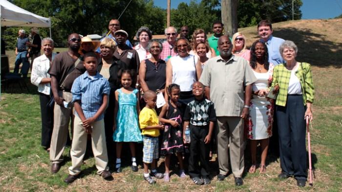 mrs-obama ancestral family The Trent