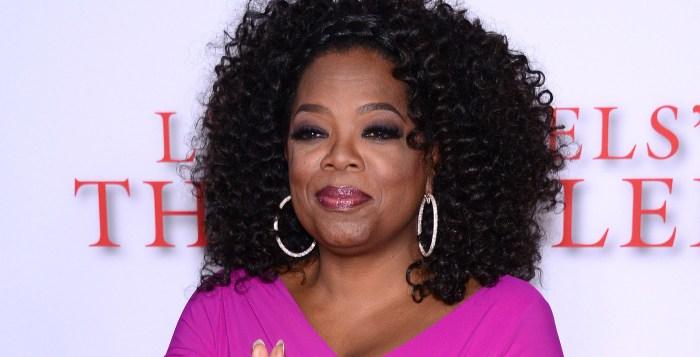 oprah, president , 2020