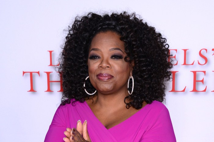 oprah, president , 2020 successful people