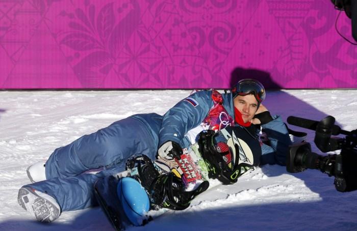 Alexey Sobolev, Russian Olympian
