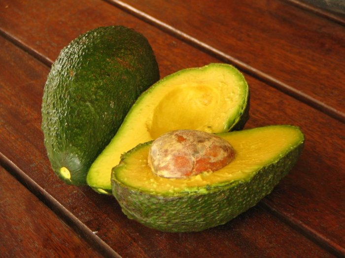 avocado snacks foods