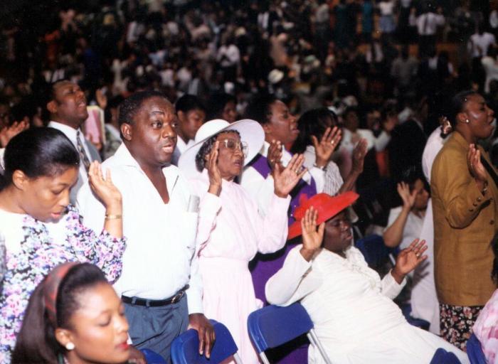 Christians, Christianity, Nigeria, Theophilus Danjuma, President Buhari