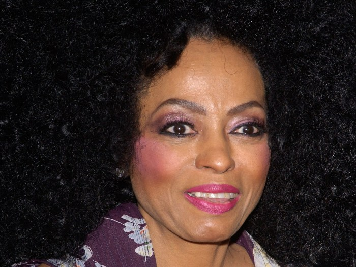 Diana Ross The Trent 22