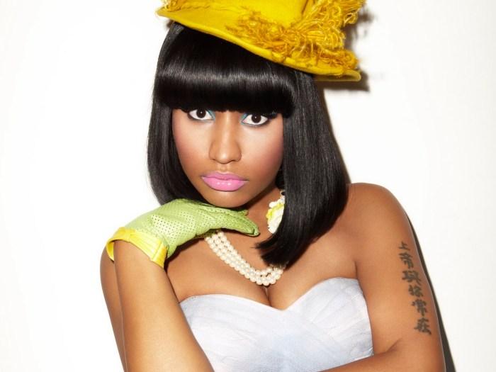 Nicki Minaj new photos
