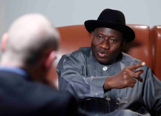 North Goodluck Jonathan 2019